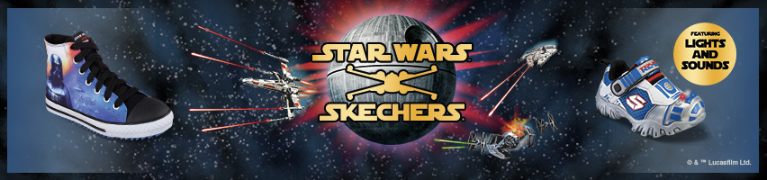 Star Wars Skechers