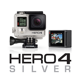 GoPro HERO4 Silver Adventure Camcorder