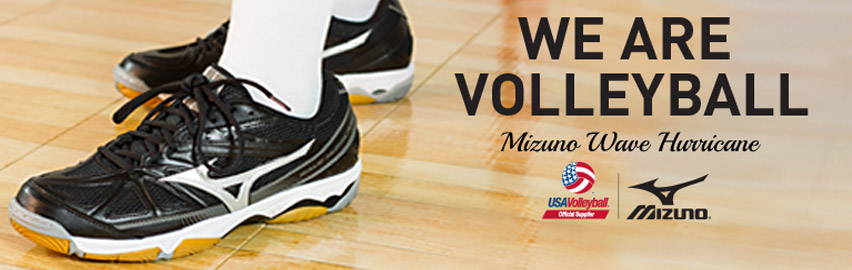 We Are Volleyball Mizuno Wave Hurricane