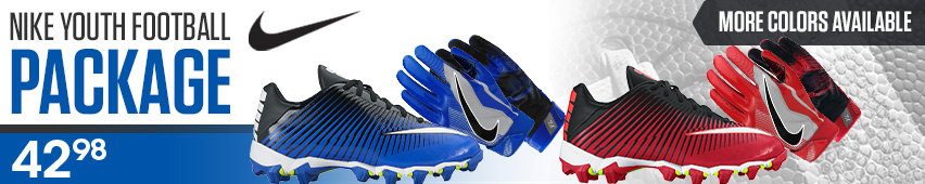 Nike Youth Football Package $42.98