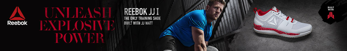 Unleash Explosive Power Reebok JJ I The Only Training Shoe Built With JJ Watt
