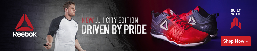 Reebok. New JJ I City Edition. Driven by Pride.