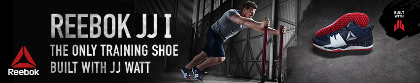 Reebok JJ I The Only Training Shoe Built With JJ Watt
