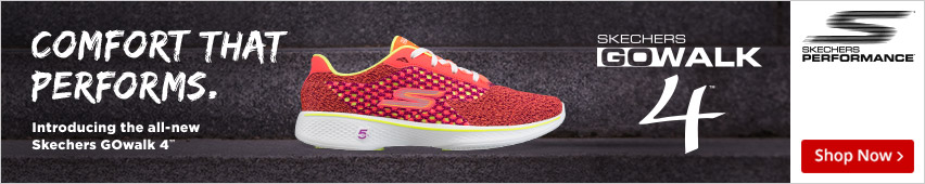 Comfort That Performs Introducing The Skechers Gowalk 4