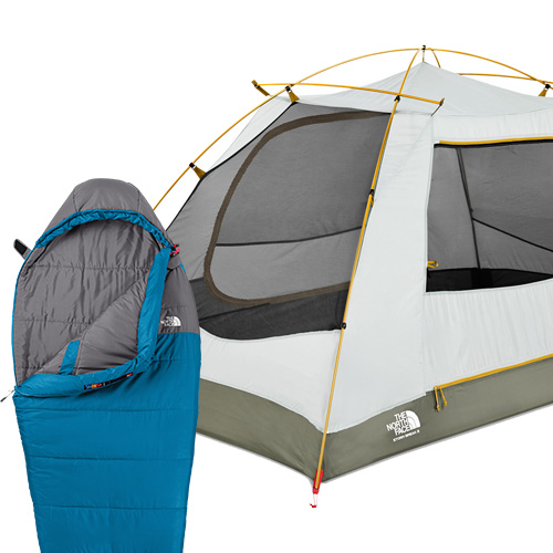 The North Face Camping & Outdoors
