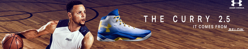 The Curry 2.5 It Comes From Below
