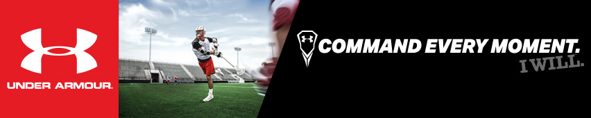 Under Armour Command Every Moment. I Will