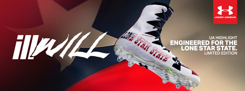 UA Cleats