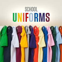 Back to School Uniforms