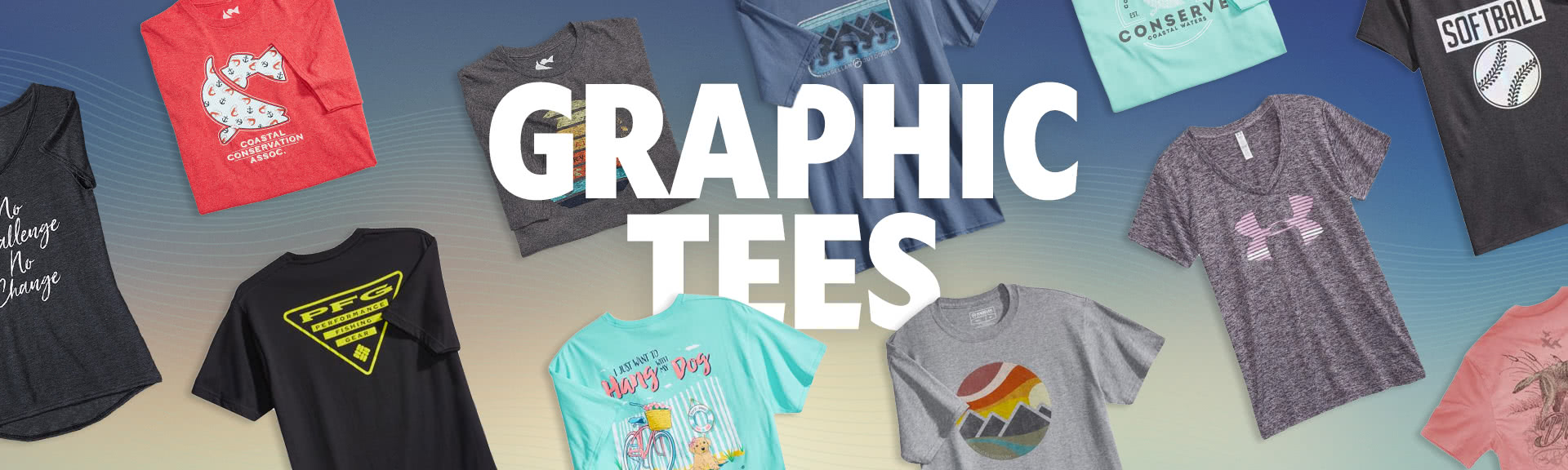 Graphic Tee Shirts Page