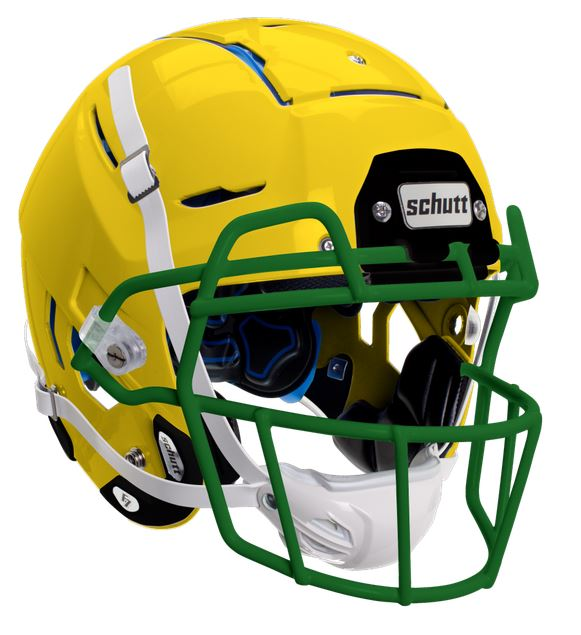 Schutt Youth F7 Football Helmet with Titanium ROPO SW Facemask
