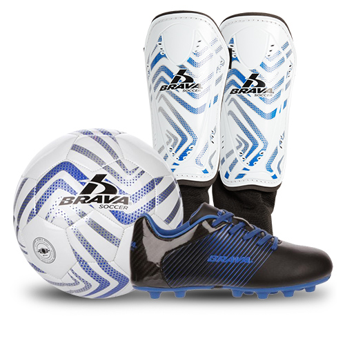 Brava Blue Soccer Package