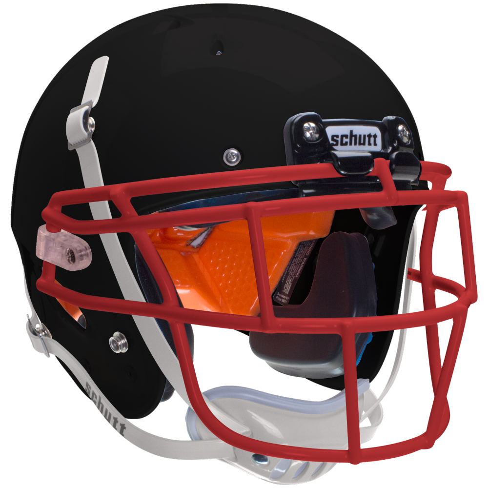 Schutt Youth DNA Recruit Hybrid Football Helmet with EGOP Facemask