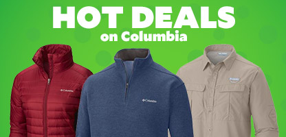 Hot Deals On Columbia