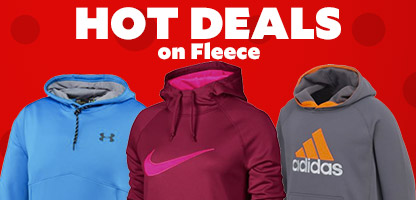 Hot Deals On Fleece