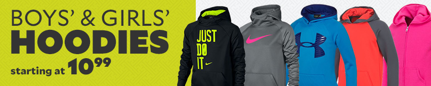 Boys' & Girls' Hoodies Starting At $10.99