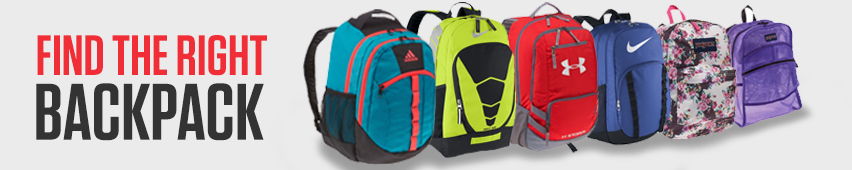 Backpack Selector Banner