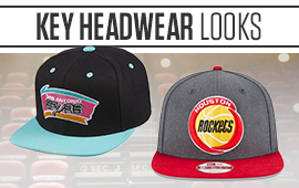 Key Headwear Looks