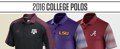 2016 College Polos