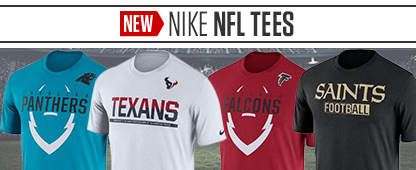 New Nike NFL Tees