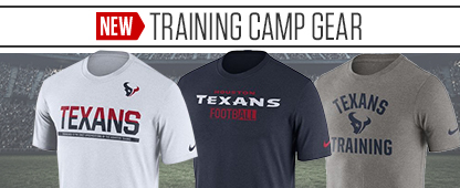 New Training Camp Gear