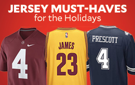 Jersey Must-Haves For The Holidays