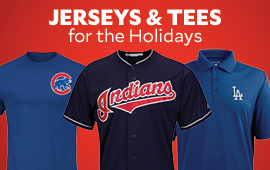 Jerseys & Tees For The Holidays