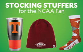 Stocking Stuffers For The NCAA Fan