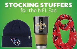 Stocking Stuffers For The NFL Fan