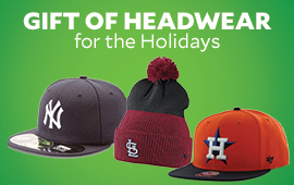 Gift Of Headwear For The Holidays