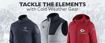 Tackle The Elements With Cold Weather Gear