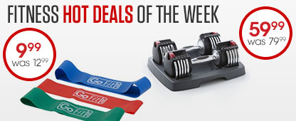 Fitness Hot Deals of the Week