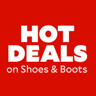 Hot Deals on Shoes & Boots