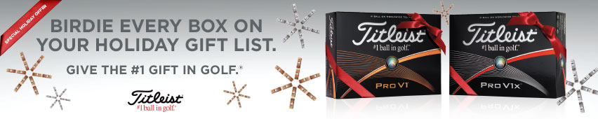 Titleist Birdie Every Box On Your Holiday Gift List Give The Number 1 Gift In Golf