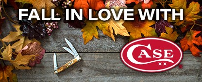 Fall in love with Case Knives
