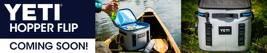 Yeti Hopper Flip Coming Soon