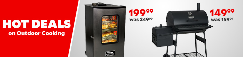Hot Deals On Outdoor Cooking