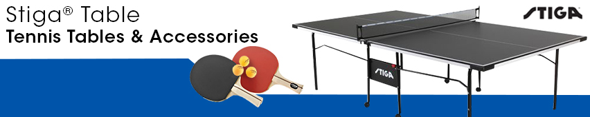 Stiga Table Tennis & Accessories