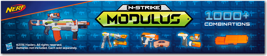 Nerf N Strike 1000 + Combinations