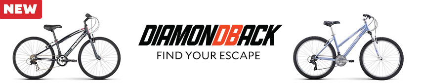New Diamondback Find Your Escape