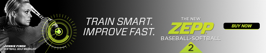 Train Smart Improve Fast The New Zepp Baseball Softball 2