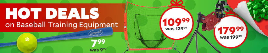 Hot Deals On Baseball Training Equipment