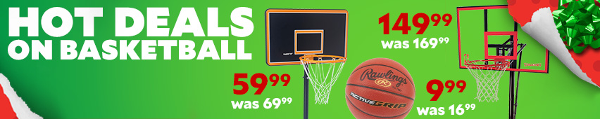 Hot Deals On Basketball