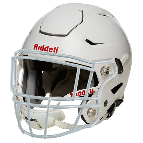Riddell Youth SpeedFlex Gloss Football Helmet with S2EG Facemask