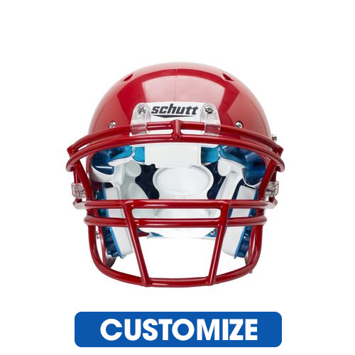 Schutt Youth DNA Recruit Hybrid Football Helmet with ROPO Facemask