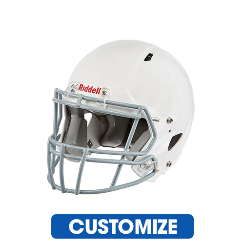 Riddell Youth Edge Football Helmet with S2BDC Facemask