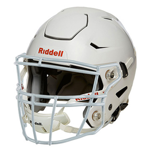 Riddell Youth SpeedFlex Gloss Football Helmet with S2BDC Facemask
