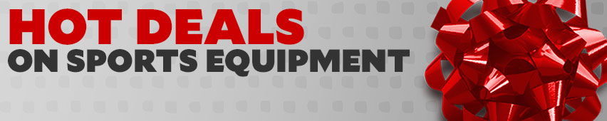 Hot Deals On Sports Equipment