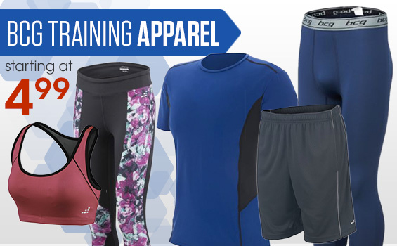 BCG Training Apparel
