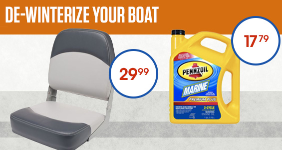 De-Winterize Your Boat